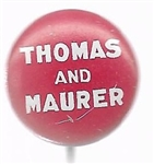 Thomas and Maurer Socialist Celluloid