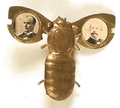 McKinley, Hobart Mechanical Gold Bug