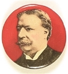 Taft Red Celluloid