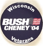 Bush, Cheney Wisconsin Veterans