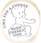 Bush, Cheney Time for a Change