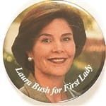 First Lady Laura Bush 2000