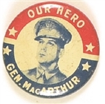 Our Hero Gen. MacArthur