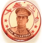 Douglas MacArthur Weapons Celluloid