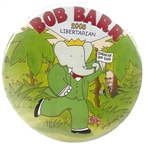 Babar for Bob Barr by Brian Campbell