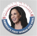 Kamala Harris Americas First Woman Vice President