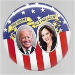 Biden, Harris Stars and Stripes Jugate