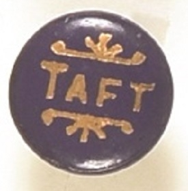 Taft Small Size Celluloid Stud