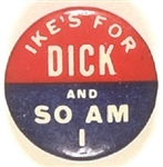 Nixon Ikes for Dick and So Am I
