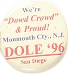 "Dole ""Dowd Crowd"" New Jersey Celluloid"