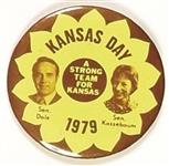 Dole, Kassebaum Kansas Day