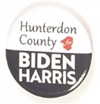 Hunterdon County for Biden, Harris
