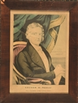 Vice President George Dallas Currier Print