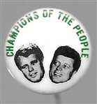 Robert, John F. Kennedy Champions of the People