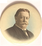William Howard Taft Extra Large 4 Inch Celluloid