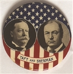 Taft-Sherman Stars and Stripes Jugate