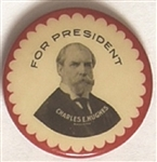 Charles E. Hughes for President Judicial Robes Celluloid