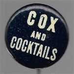 Cox and Cocktails