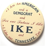 For Our Future I Like Ike and Tennessee Too