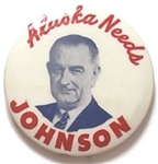 Alaska Needs Johnson