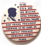 Kennedy Perilous Atomic Years