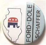Ford and Schaffer Illinois Coattail
