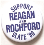 Reagan and Rochford Slate, Pennsylvania Coattail
