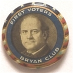 First Voters for Bryan