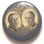 Taft, Sherman Scarce Filigree Celluloid