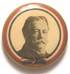 William Howard Taft Sharp Celluloid