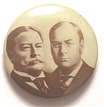 Taft, Sherman Celluloid Jugate