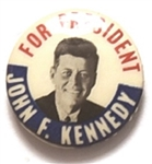 Kennedy for President 1960 Celluloid