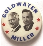 Goldwater, Miller Great Looking Small Jugate