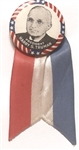 Truman Stars and Stripes Pin With Ribbon