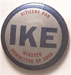 Ike Winsted CT Committee of 1,000