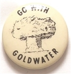 Go With Goldwater Atomic Mushroom Cloud