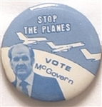 McGovern Stop the Planes