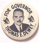 Dewey for Governor Eagles Pin