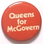 Queens for McGovern