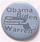 Obama, Warren Massachusetts Coattail