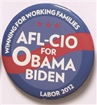 AFL-CIO for Obama, Biden