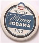 Seattle Women for Obama