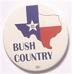 Texas Bush Country