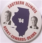 Kerry, Edwards, Obama Illinois Coattail