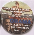 Obama John Brown Celluloid