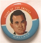 Wallace Stand Up for America 1 1/4 Inch Sample Pin