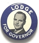 Lodge for Governor of Connecticut