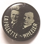 LaFollette and Wheeler Progressive Party