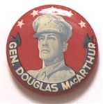Gen. Douglas MacArthur Red, White and Blue
