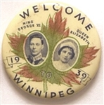 Winnipeg Welcome Royalty to Canada